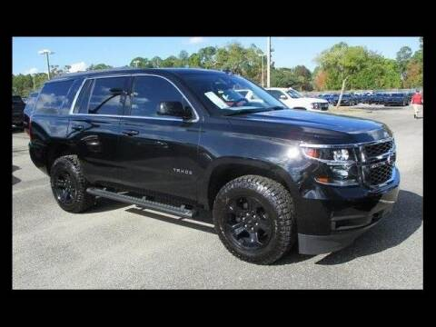 2019 Chevrolet Tahoe LS for sale at Port City Nissan in Portsmouth NH
