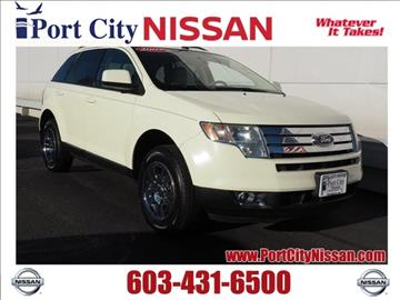 2007 Ford Edge for sale in Portsmouth, NH