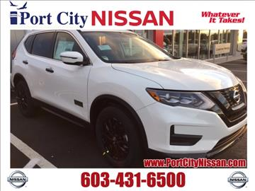 2017 Nissan Rogue for sale in Portsmouth, NH
