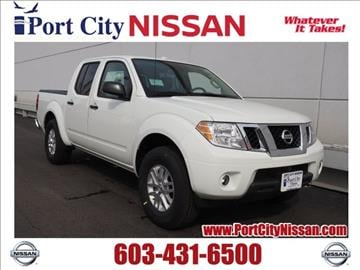 2017 Nissan Frontier for sale in Portsmouth, NH