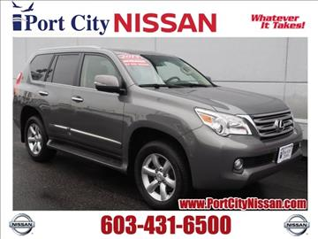 2013 Lexus GX 460 for sale in Portsmouth, NH