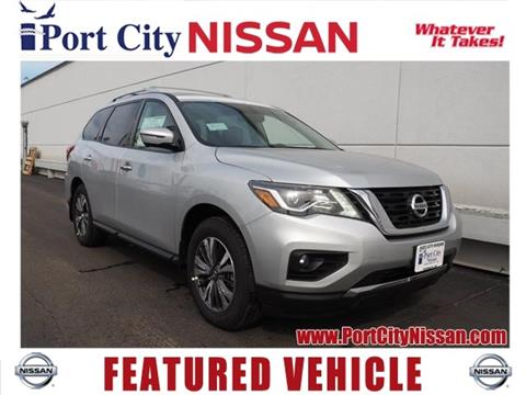 2017 Nissan Pathfinder for sale in Portsmouth, NH