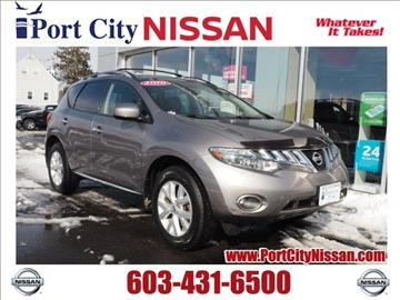 2010 Nissan Murano for sale in Portsmouth, NH