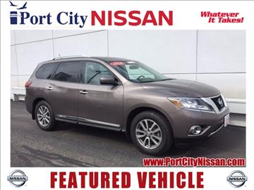 2014 Nissan Pathfinder for sale in Portsmouth, NH