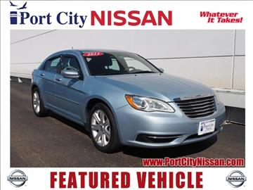 2013 Chrysler 200 for sale in Portsmouth, NH