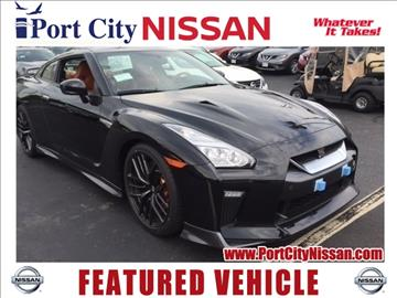 2017 Nissan GT-R for sale in Portsmouth, NH
