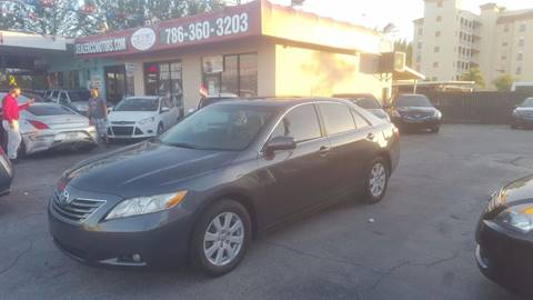 2009 Toyota Camry for sale in Hollywood, FL