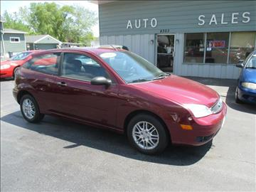 2006 Ford Focus for sale in Kenosha, WI