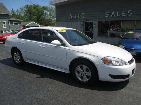 2011 Chevrolet Impala for sale in Kenosha WI