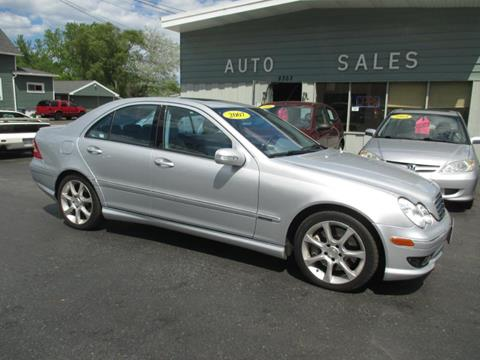 2007 Mercedes-Benz C-Class for sale in Kenosha WI