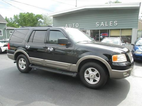 2003 Ford Expedition for sale in Kenosha, WI