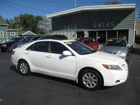 2009 Toyota Camry for sale in Kenosha WI