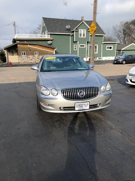 2008 Buick Lacrosse Super For Sale >> 2008 Buick Lacrosse Super Sheffield Motors Inc