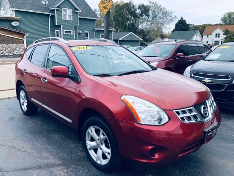 2011 Nissan Rogue for sale at SHEFFIELD MOTORS INC in Kenosha WI