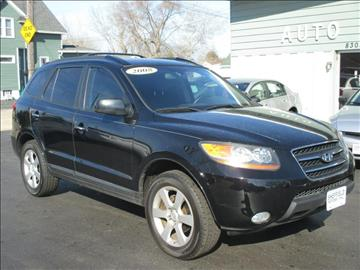 2008 Hyundai Santa Fe for sale in Kenosha, WI