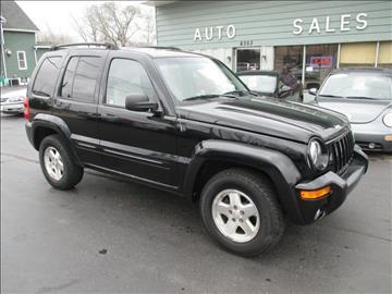 2004 Jeep Liberty for sale in Kenosha, WI