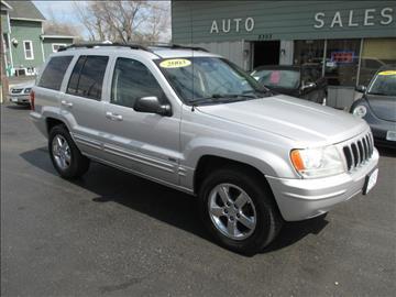 2003 Jeep Grand Cherokee for sale in Kenosha, WI