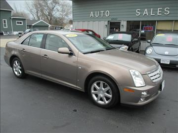 2006 Cadillac STS for sale in Kenosha, WI