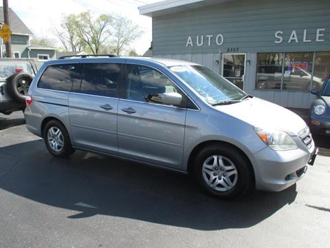 2006 Honda Odyssey for sale in Kenosha, WI
