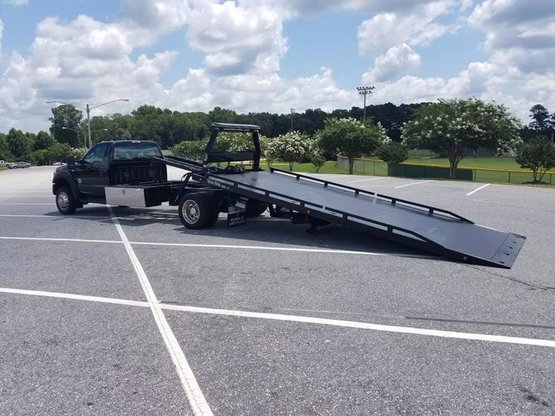 2016 Ford F-550 for sale at Deep South Wrecker Sales in Loganville GA