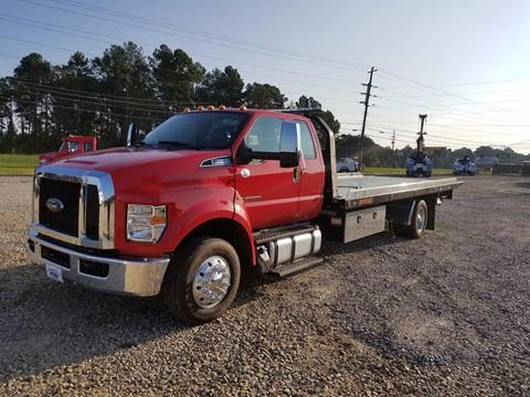2017 Ford F-650 Super Duty Extended Cab for sale at Deep South Wrecker Sales in Loganville GA