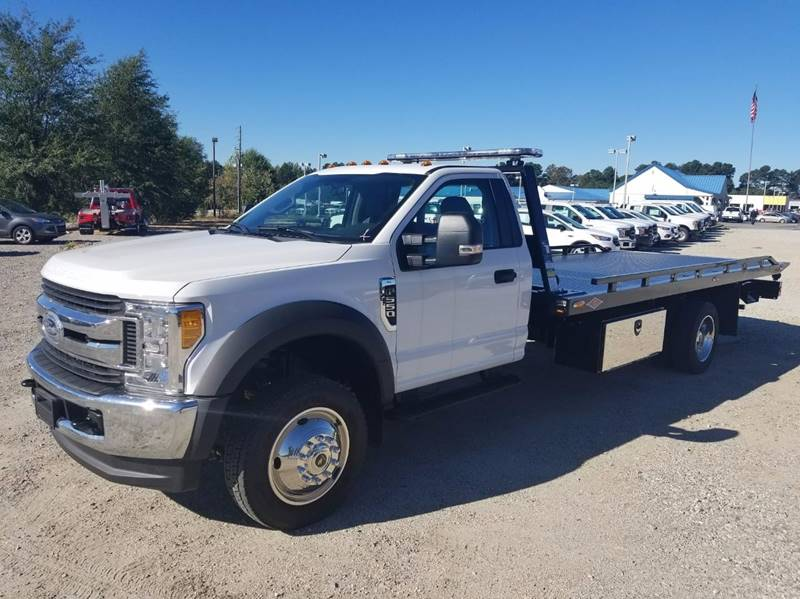 2017 Ford F-550 4X4 for sale at Deep South Wrecker Sales in Loganville GA