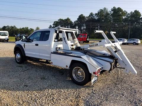 2017 Ford F-450 Extended Cab for sale at Deep South Wrecker Sales in Loganville GA