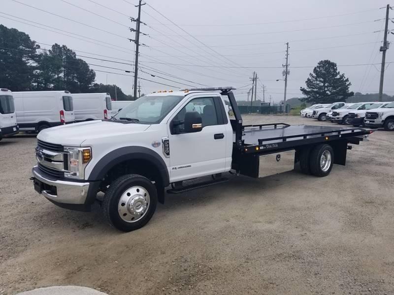 Deep South Wrecker Sales - Used Box Trucks - Loganville GA Dealer