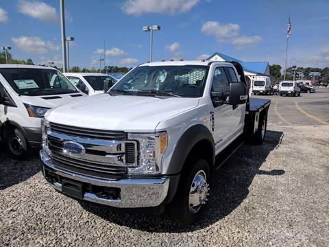 2017 Ford F-450 Super Duty for sale at Deep South Wrecker Sales in Loganville GA