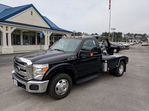 2016 Ford F-350 Super Duty for sale at Deep South Wrecker Sales in Loganville GA