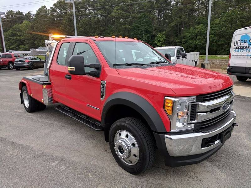 2017 Ford F-550 for sale at Deep South Wrecker Sales in Loganville GA