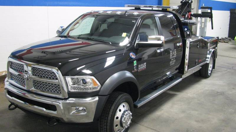 2016 RAM Ram Chassis 5500 for sale at Deep South Wrecker Sales in Loganville GA