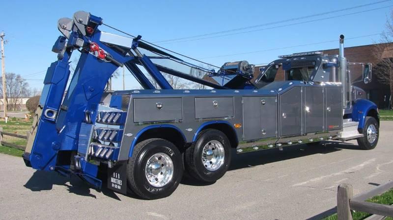 2018 Peterbilt 348 for sale at Deep South Wrecker Sales in Loganville GA