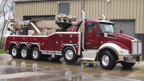 2016 Kenworth T880 for sale at Deep South Wrecker Sales in Loganville GA