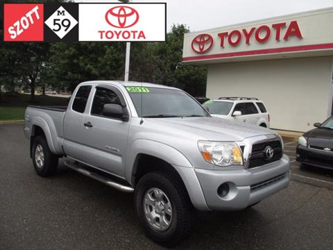 2011 Toyota Tacoma for sale in Waterford MI