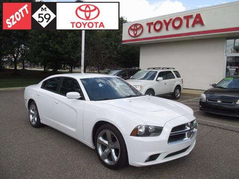 2012 Dodge Charger for sale in Waterford MI