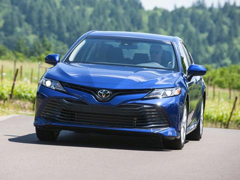 2018 Toyota Camry for sale in Waterford MI