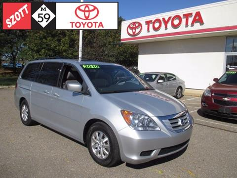 2010 Honda Odyssey for sale in Waterford, MI