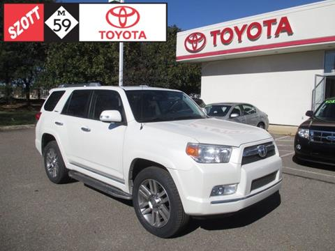 2013 Toyota 4Runner for sale in Waterford, MI