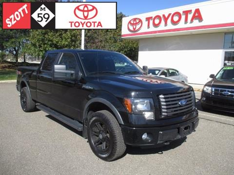 2011 Ford F-150 for sale in Waterford, MI