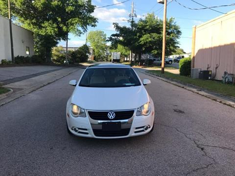 2008 Volkswagen Eos for sale in Raleigh, NC