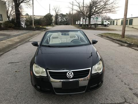 2009 Volkswagen Eos for sale in Raleigh, NC