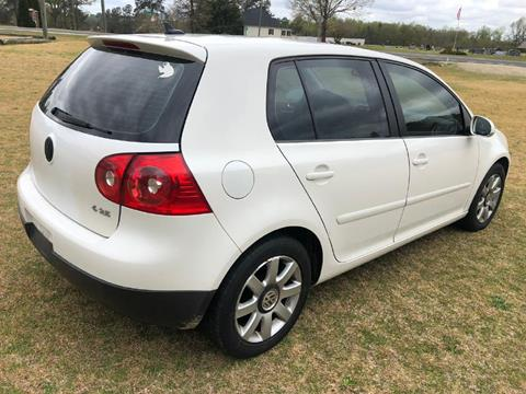 2007 Volkswagen Rabbit for sale at Horizon Auto Sales in Raleigh NC
