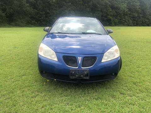 2007 Pontiac G6 for sale in Raleigh, NC