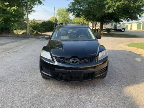 2009 Mazda CX-7 for sale at Horizon Auto Sales in Raleigh NC