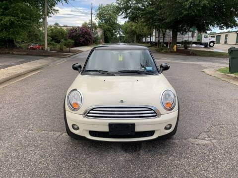 2008 MINI Cooper for sale at Horizon Auto Sales in Raleigh NC