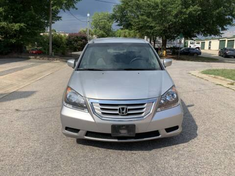 2010 Honda Odyssey for sale at Horizon Auto Sales in Raleigh NC