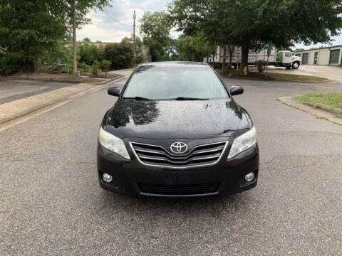 2011 Toyota Camry for sale at Horizon Auto Sales in Raleigh NC