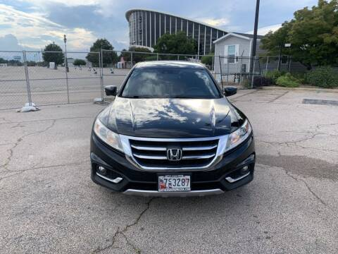 2013 Honda Crosstour for sale at Horizon Auto Sales in Raleigh NC