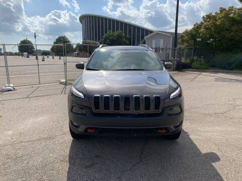2018 Jeep Cherokee for sale at Horizon Auto Sales in Raleigh NC